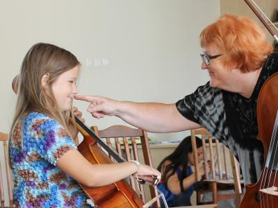 Suzuki Violoncello Teacher Introduction Course ESTONIA, LATVIA, LITHUANIA