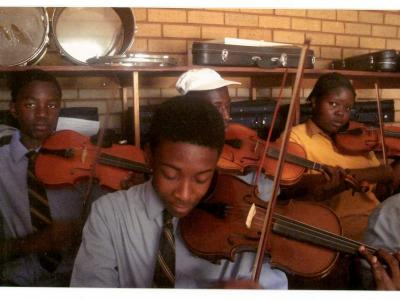 National Levels 1,2,3 & 5 Violin Teacher Training Course, SOUTH AFRICA