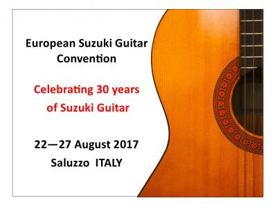 European Suzuki Guitar Convention ITALY