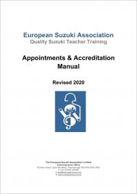 2020 Appointments Accreditations Manual p5